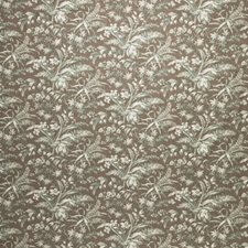 Seaglass Leaves Drapery and Upholstery Fabric by Fabricut