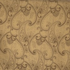 Taupe Jacquard Pattern Drapery and Upholstery Fabric by Fabricut