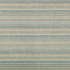 Beige/Blue/Grey Stripes Drapery and Upholstery Fabric by Kravet