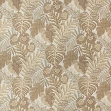 Beach Botanical Drapery and Upholstery Fabric by Kravet