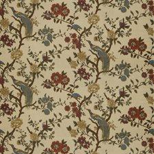 Cardinal Animal Drapery and Upholstery Fabric by Fabricut