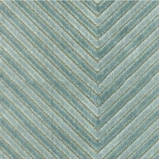 Aqua Geometric Drapery and Upholstery Fabric by Kravet