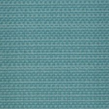 Teal Basketweave Drapery and Upholstery Fabric by Duralee