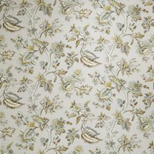 Stone Floral Drapery and Upholstery Fabric by Fabricut