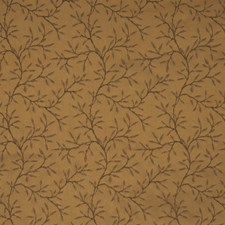 Caramel Leaves Drapery and Upholstery Fabric by Fabricut