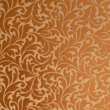 Spice Scrollwork Drapery and Upholstery Fabric by Fabricut