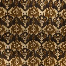 Mocha Print Pattern Drapery and Upholstery Fabric by Fabricut