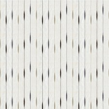 Beige/Grey Stripes Drapery and Upholstery Fabric by Kravet