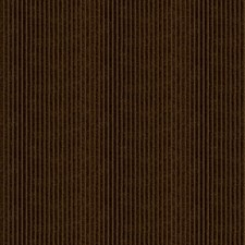 Cognac Stripes Drapery and Upholstery Fabric by S. Harris