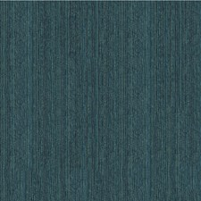 Blue/Light Blue/Ivory Stripes Drapery and Upholstery Fabric by Kravet