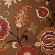 Espresso Drapery and Upholstery Fabric by Duralee