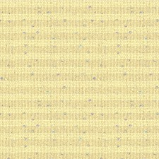 Ivory/Metallic Stripes Drapery and Upholstery Fabric by Kravet