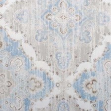 Baby Blue Drapery and Upholstery Fabric by Duralee