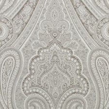 Platinum Faux Silk Drapery and Upholstery Fabric by Duralee