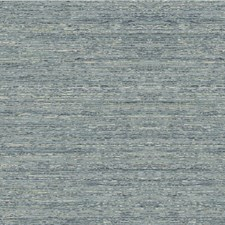 Blue/Ivory Solids Drapery and Upholstery Fabric by Kravet