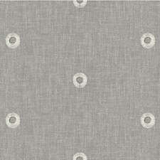 Grey/Light Grey Dots Drapery and Upholstery Fabric by Kravet