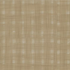Beige Check Drapery and Upholstery Fabric by Kravet