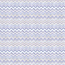 Cascade Flamestitch Drapery and Upholstery Fabric by Trend