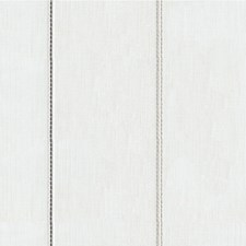 White/Grey/Charcoal Stripes Drapery and Upholstery Fabric by Kravet