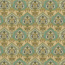 Lily Pad Paisley Drapery and Upholstery Fabric by Trend