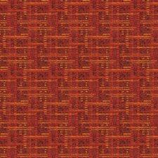 Mandarin Texture Plain Drapery and Upholstery Fabric by S. Harris