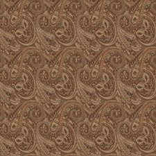 Ginger Jacquard Pattern Drapery and Upholstery Fabric by Trend