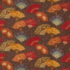 Autumn Asian Drapery and Upholstery Fabric by Fabricut