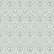 Cloud Leaves Drapery and Upholstery Fabric by Stroheim