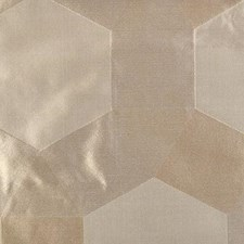 Fog Geometric Drapery and Upholstery Fabric by Highland Court