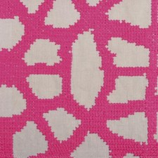Azalea Abstract Drapery and Upholstery Fabric by Highland Court
