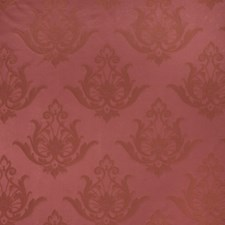 Cinnabar Damask Drapery and Upholstery Fabric by Vervain