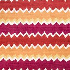 Sundower Geometric Drapery and Upholstery Fabric by Vervain