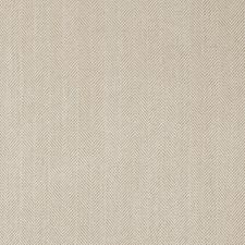 Vanilla Herringbone Drapery and Upholstery Fabric by S. Harris