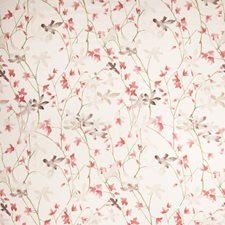 Cherry Blossom Floral Drapery and Upholstery Fabric by Vervain