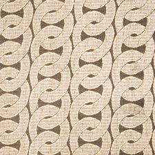 White Pepper Geometric Drapery and Upholstery Fabric by Vervain
