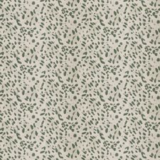 Glade Animal Drapery and Upholstery Fabric by S. Harris