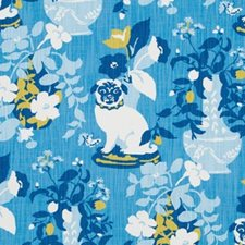Island Blue Drapery and Upholstery Fabric by Robert Allen