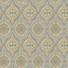 Jade Geometric Drapery and Upholstery Fabric by Fabricut