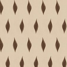 Brown Animal Drapery and Upholstery Fabric by Fabricut