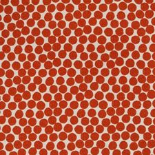 Tomato Drapery and Upholstery Fabric by Robert Allen /Duralee