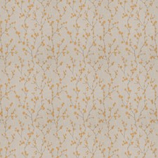 Golden Embroidery Drapery and Upholstery Fabric by Trend
