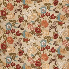 Spice Animal Drapery and Upholstery Fabric by Trend