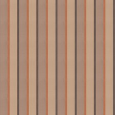 Sienna Stripes Drapery and Upholstery Fabric by Stroheim