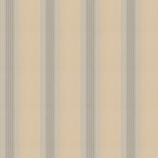 Seaside Stripes Drapery and Upholstery Fabric by Stroheim