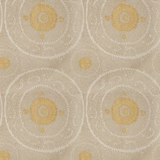 Stone Citrine Global Drapery and Upholstery Fabric by Vervain