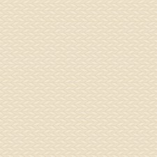 Ivory Chevron Drapery and Upholstery Fabric by Stroheim