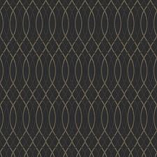 Onyx Lattice Drapery and Upholstery Fabric by Fabricut