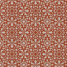 Spice Embroidery Drapery and Upholstery Fabric by Fabricut