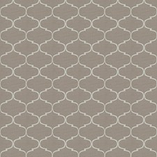 Truffle Lattice Drapery and Upholstery Fabric by Fabricut