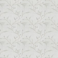 Mist Embroidery Drapery and Upholstery Fabric by Fabricut